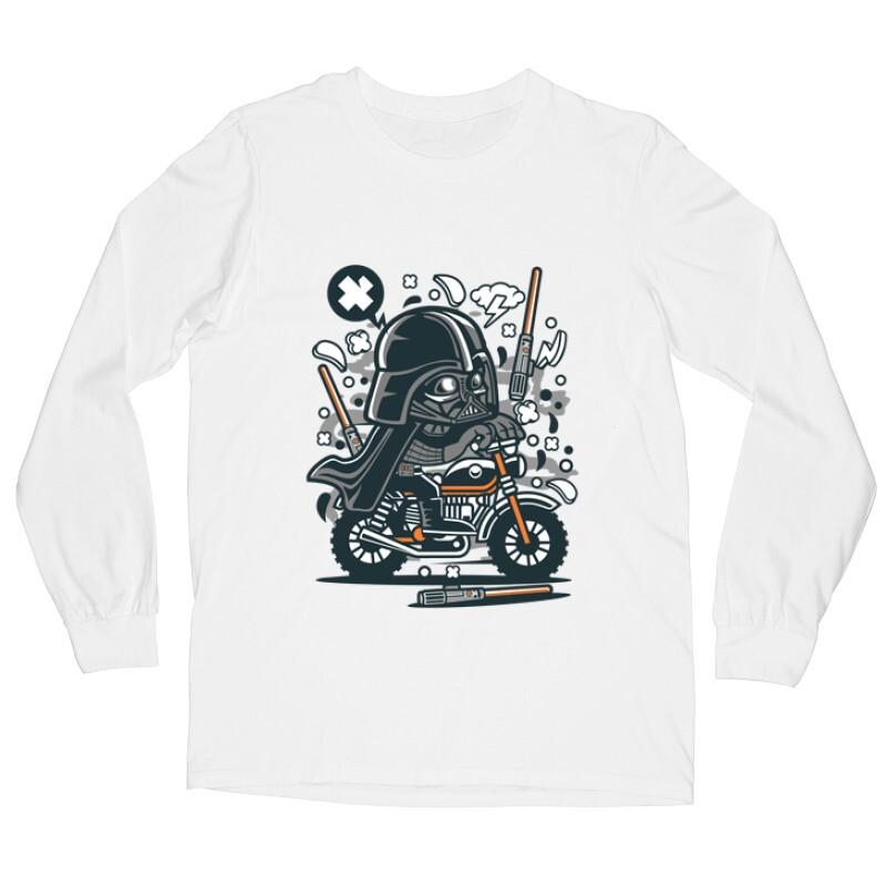 Vader Motocross Hosszú ujjú póló