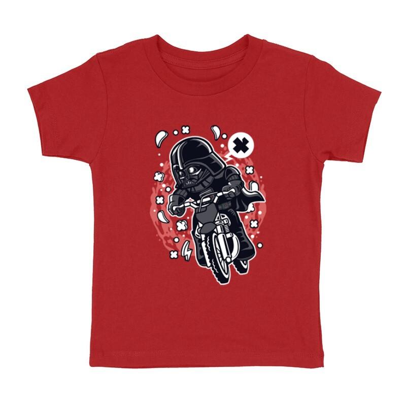 Vader Motocross Rider Gyermek póló
