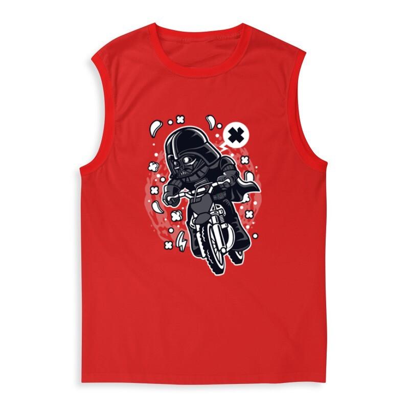 Vader Motocross Rider Férfi Trikó