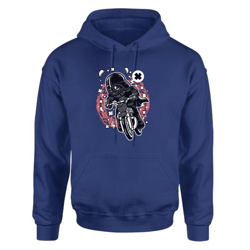 Vader Motocross Rider Unisex pulóver