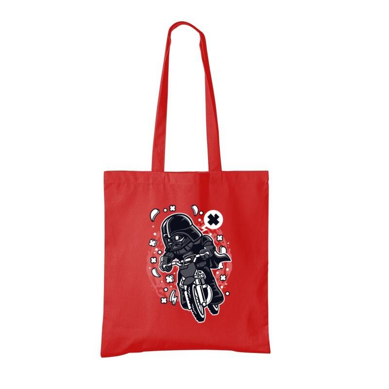 Vader Motocross Rider Bevásárló táska