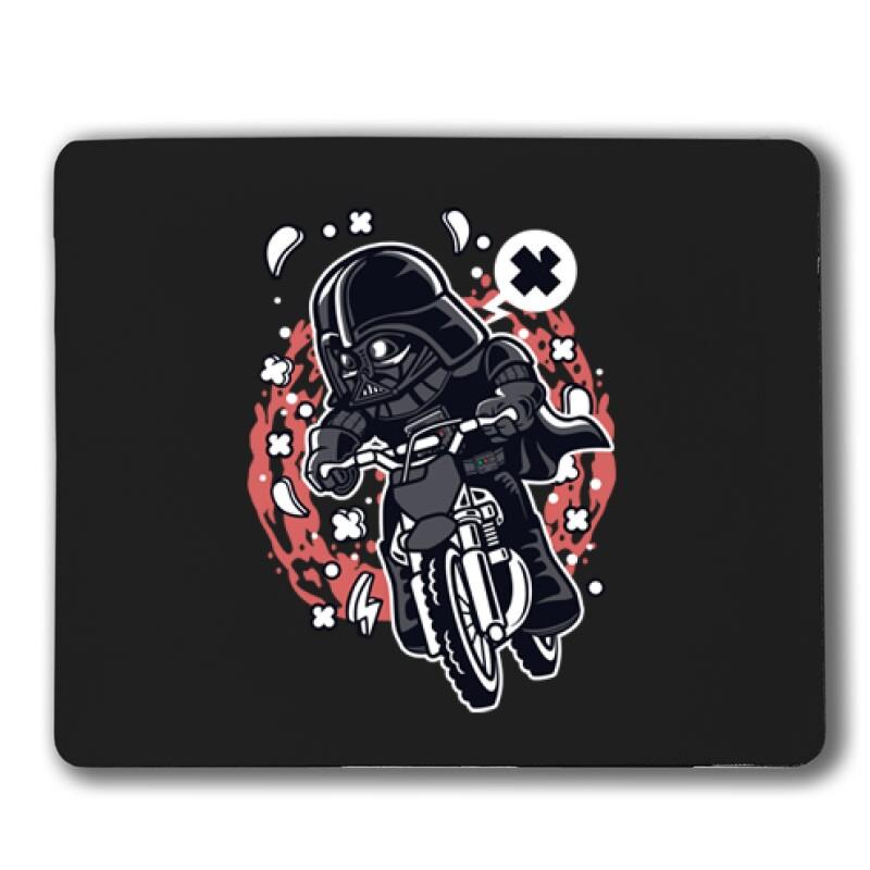 Vader Motocross Rider Egérpad