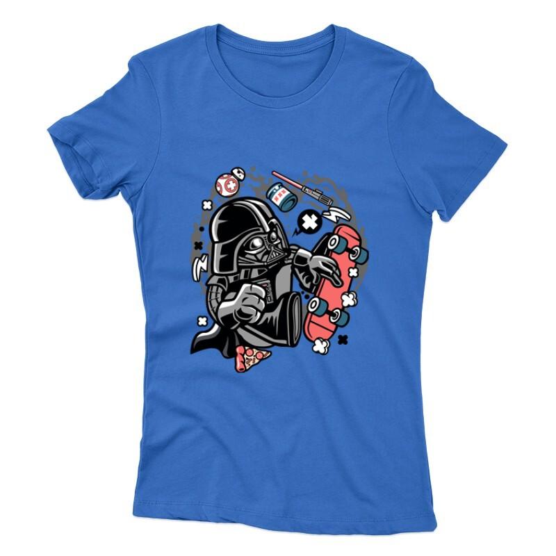 Vader Skater Női póló