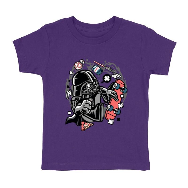 Vader Skater Gyermek póló