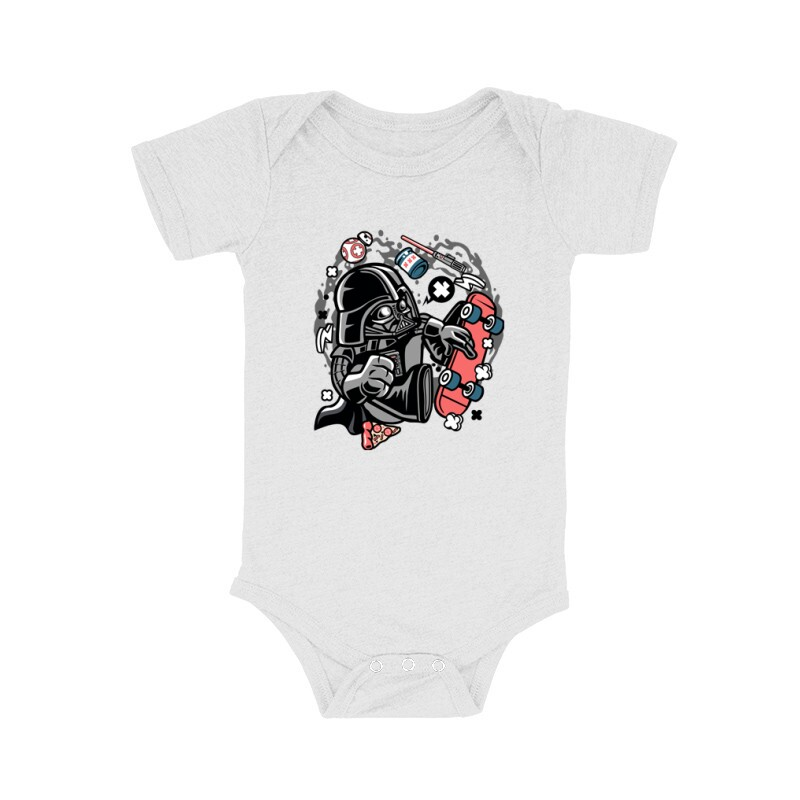 Vader Skater Bébi body