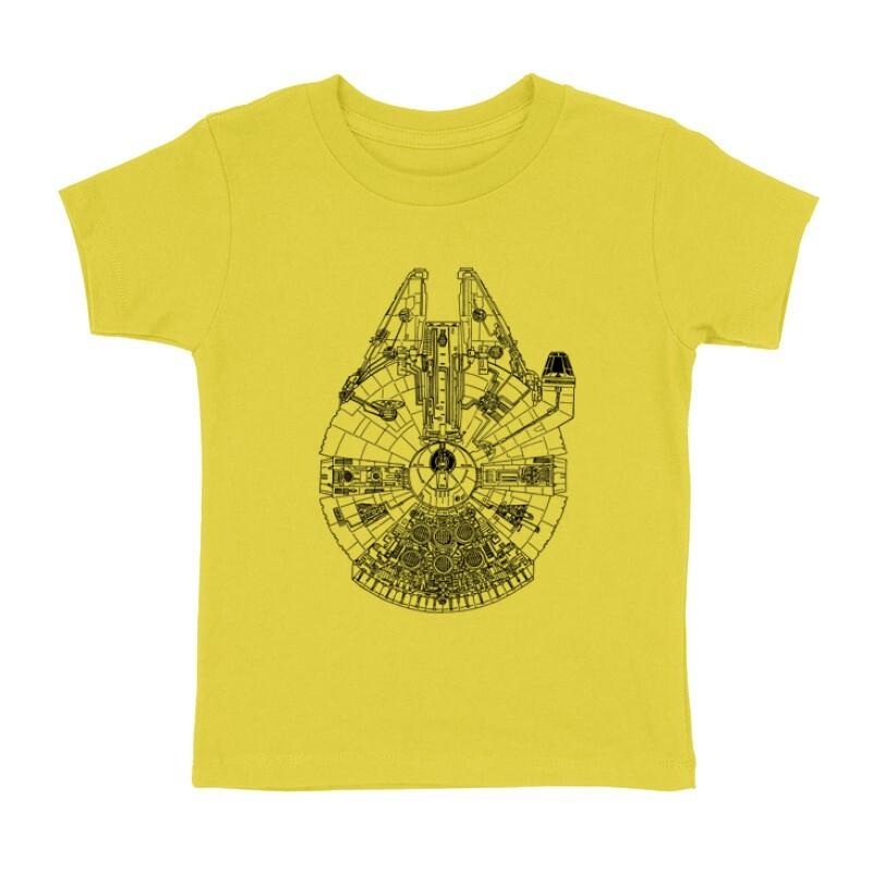 Millennium Falcon Gyermek póló