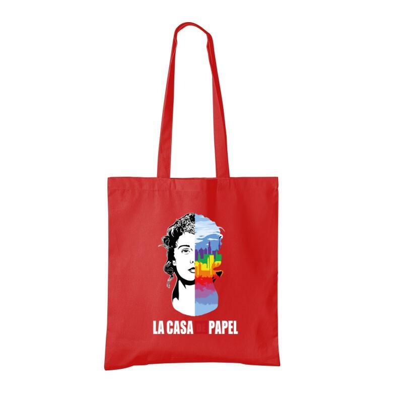 Stockholm City & Face Bevásárló táska
