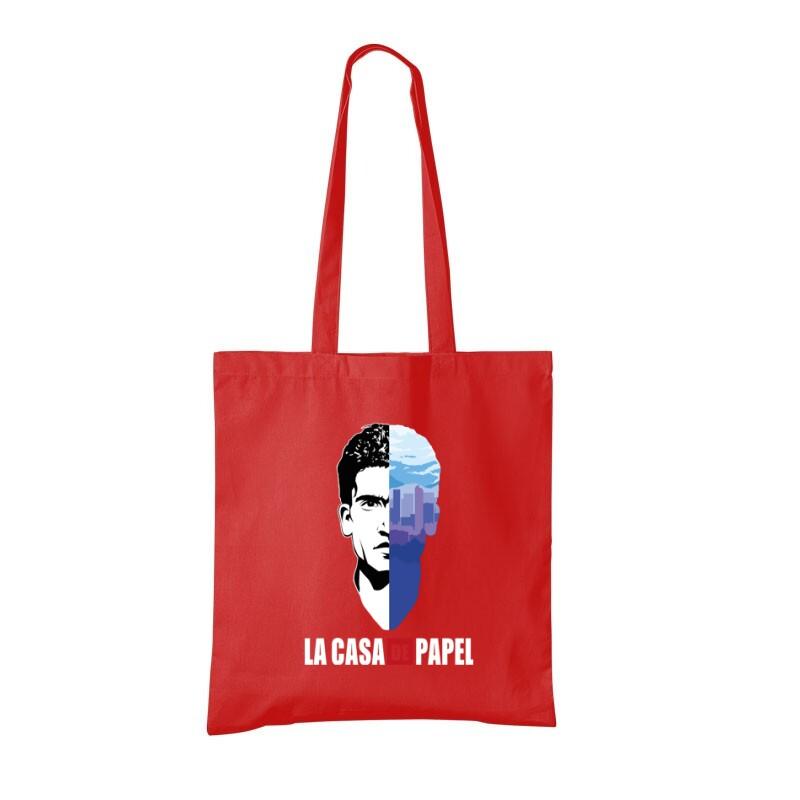 Denver City & Face Bevásárló táska