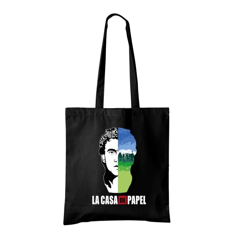 Rio City & Face Bevásárló táska