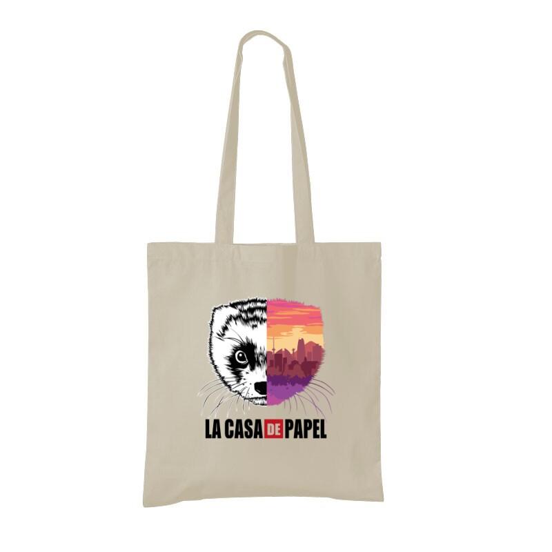 Sofia City & Face Bevásárló táska