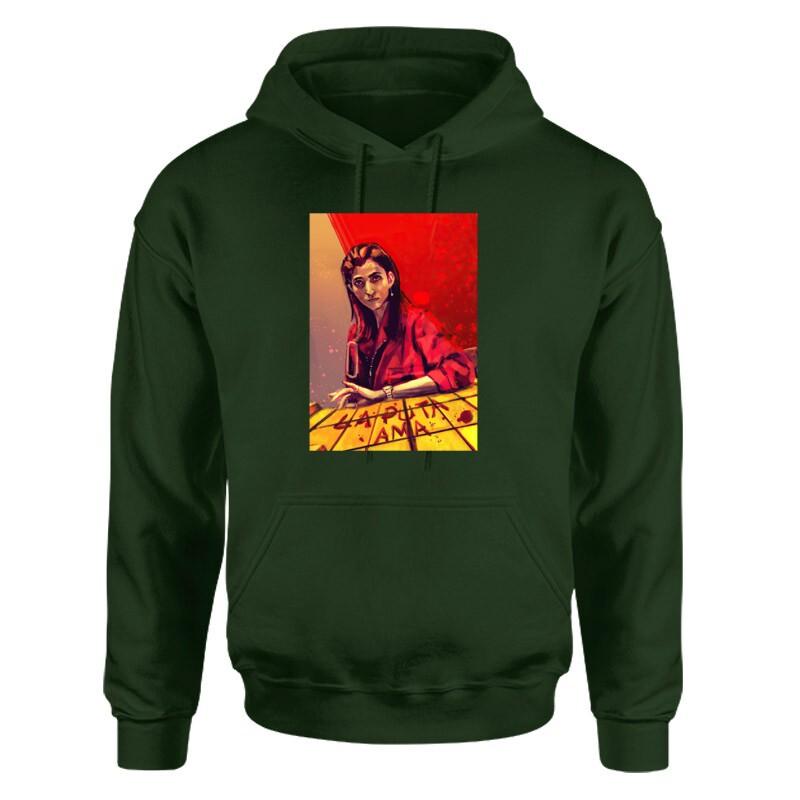 La Puta Ama Unisex pulóver