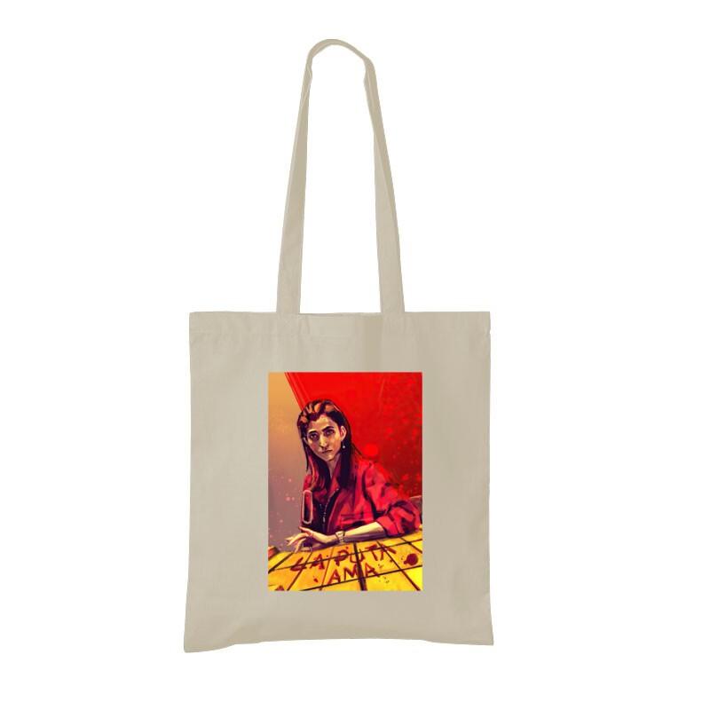 La Puta Ama Bevásárló táska