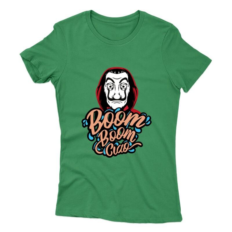 Boom Boom Ciao Női póló