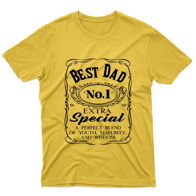 Best Dad Unisex Póló