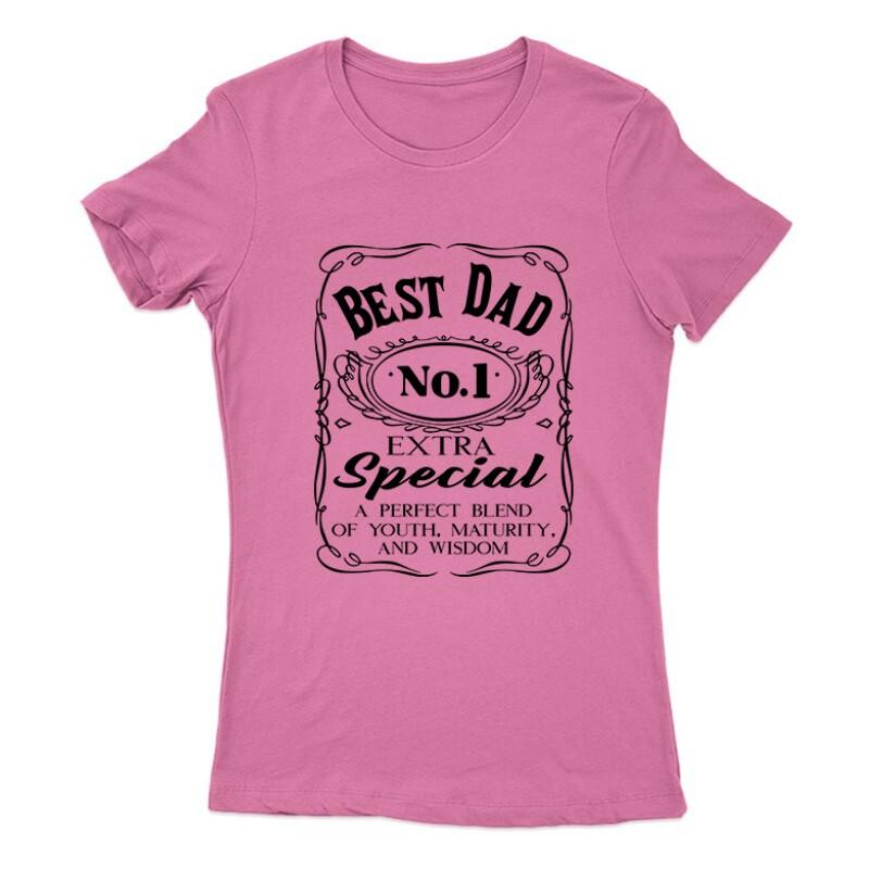 Best Dad Női Póló