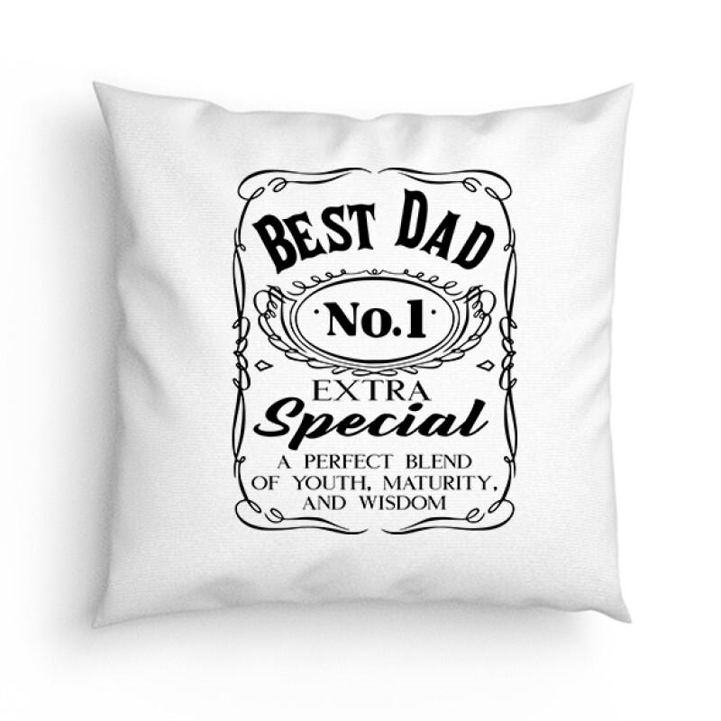 Best Dad Párna