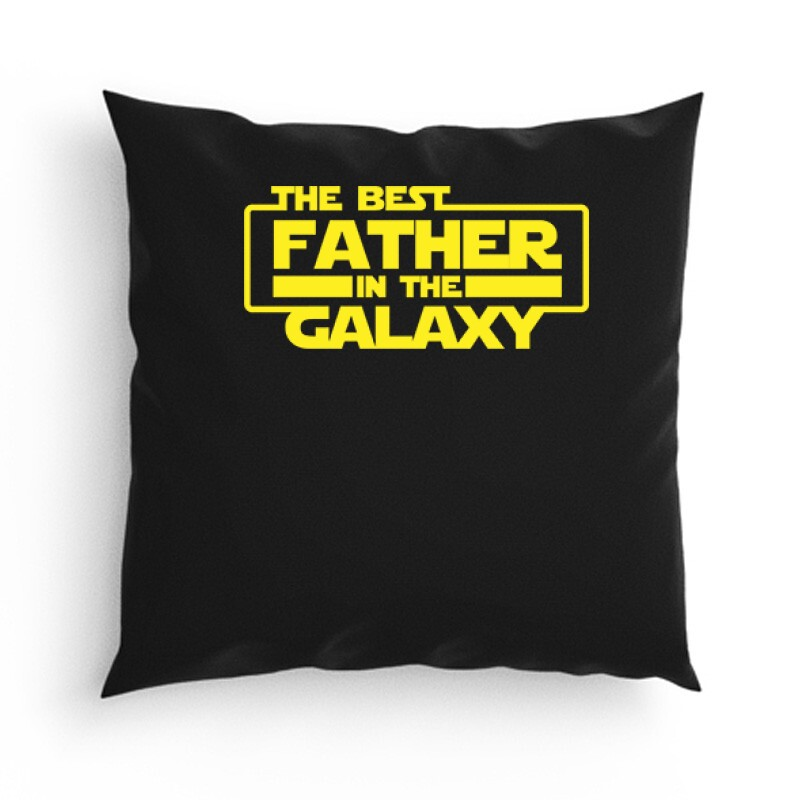 Best Father In The Galaxy Párna