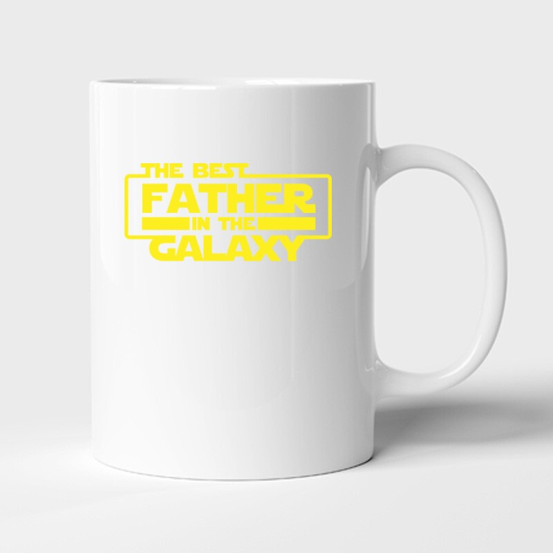 Best Father In The Galaxy Bögre
