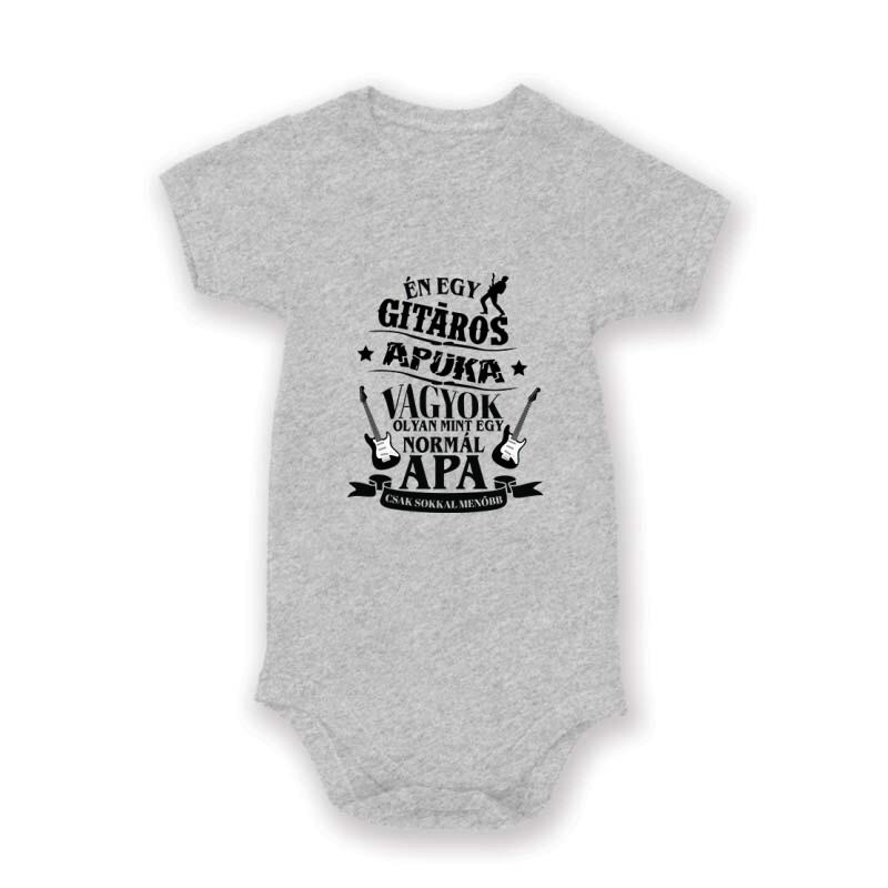 Gitáros Apuka Baby Body