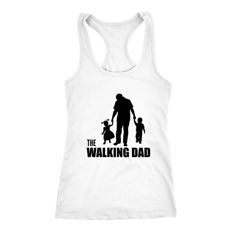 The Walking Dad (Álló, sétáló) Női Trikó