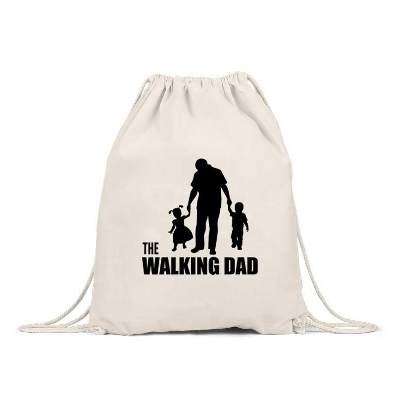 The Walking Dad (Álló, sétáló) Hátizsák