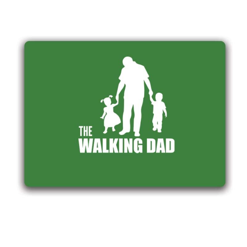 The Walking Dad (Álló, sétáló) Egérpad
