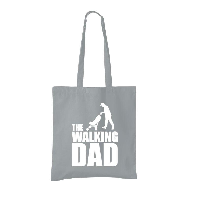 The Walking Dad (Babakocsis) Bevásárló Táska