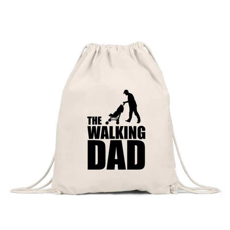The Walking Dad (Babakocsis) Hátizsák