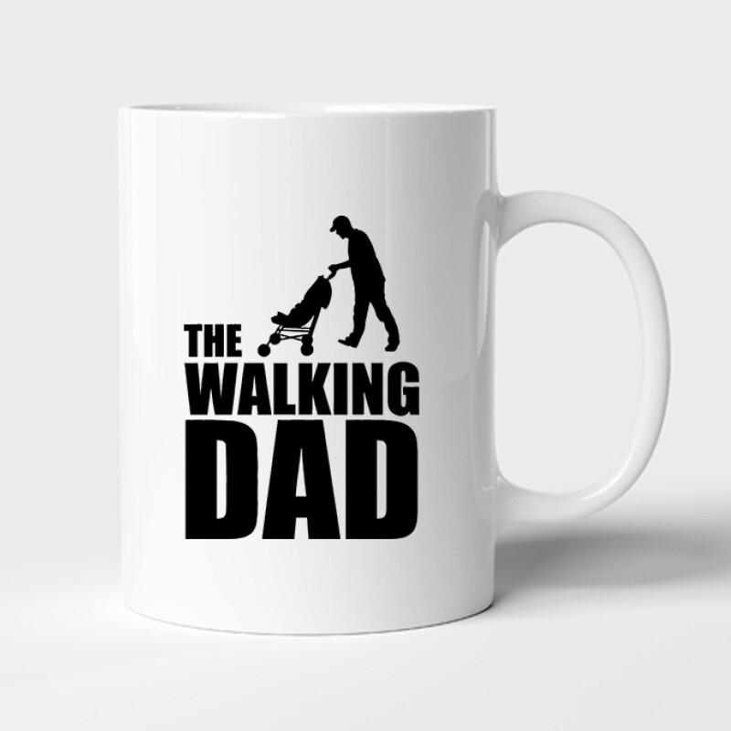 The Walking Dad (Babakocsis) Bögre