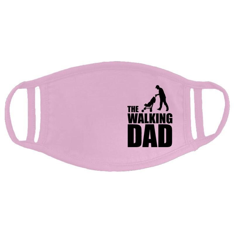 The Walking Dad (Babakocsis) Arcmaszk