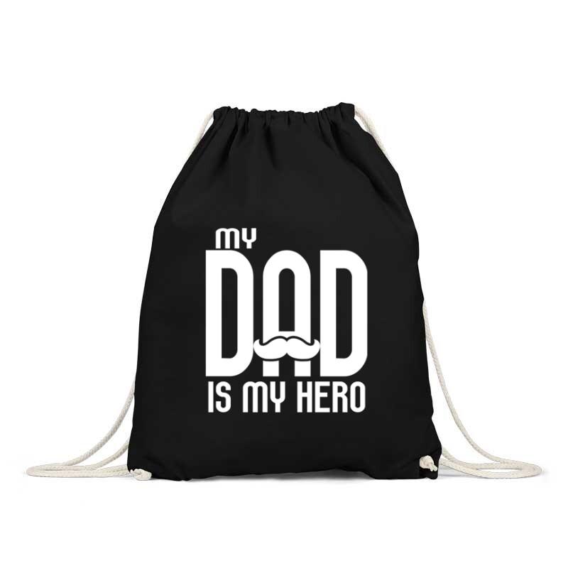 My dad is my hero Hátizsák