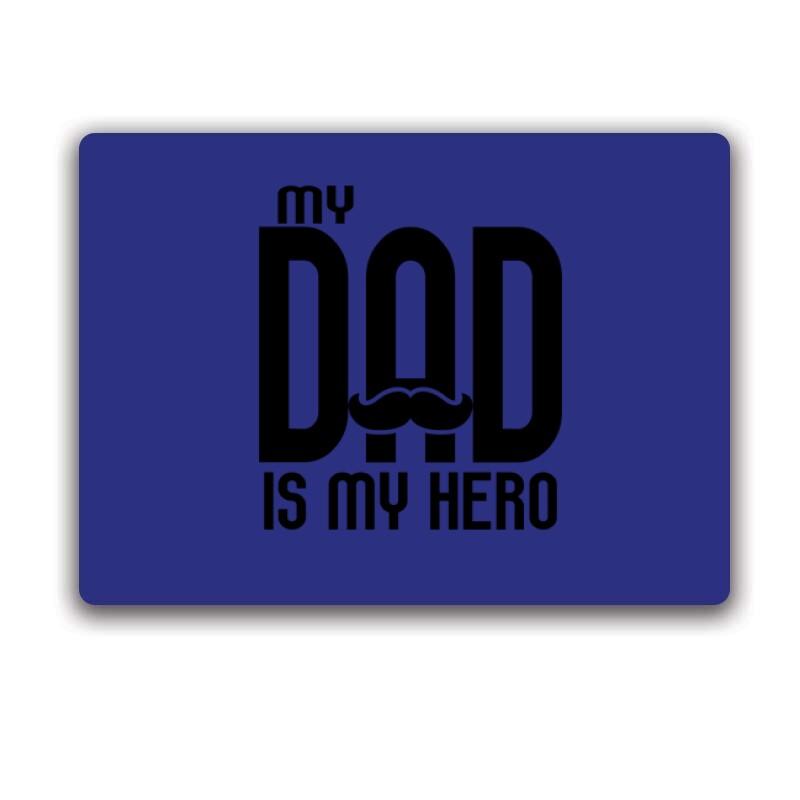 My dad is my hero Egérpad