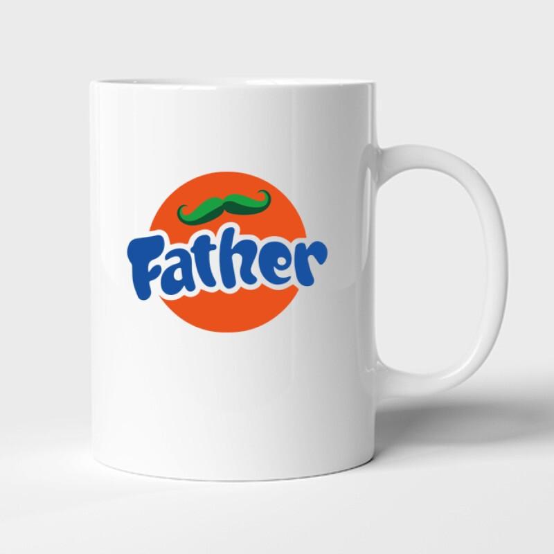 Fanta Father Bögre