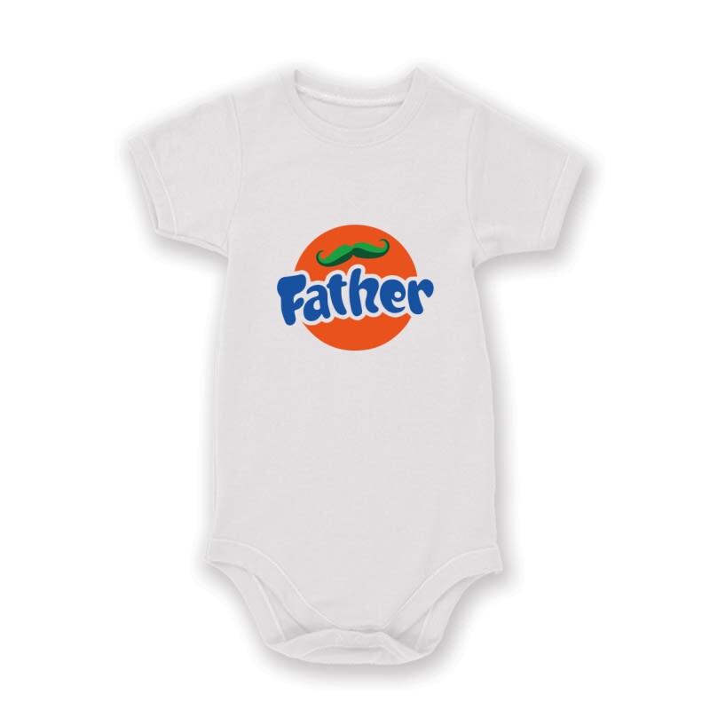 Fanta Father Baby Body