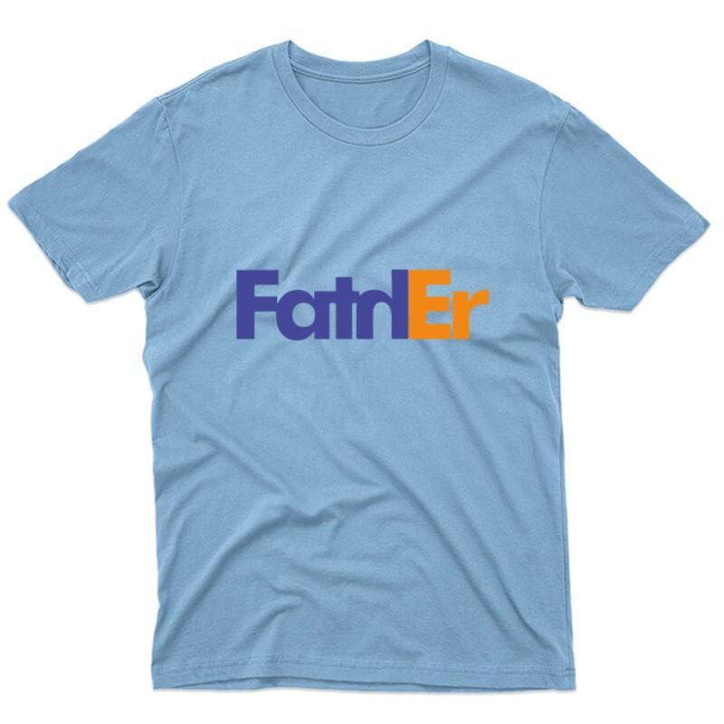 FedEx Father Unisex Póló
