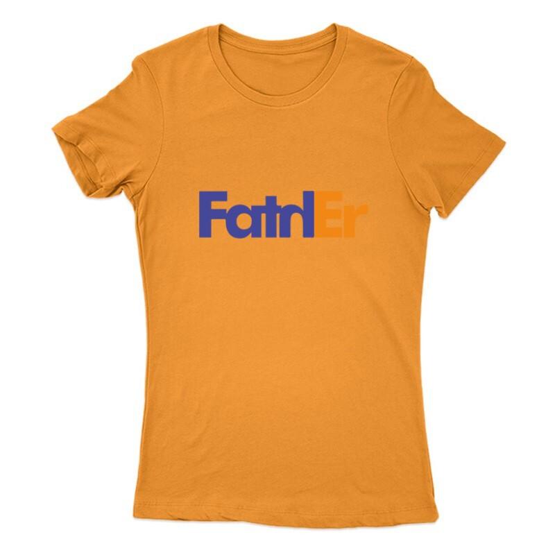 FedEx Father Női Póló