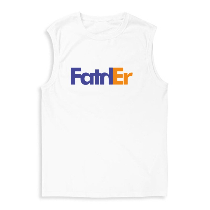 FedEx Father Férfi Trikó