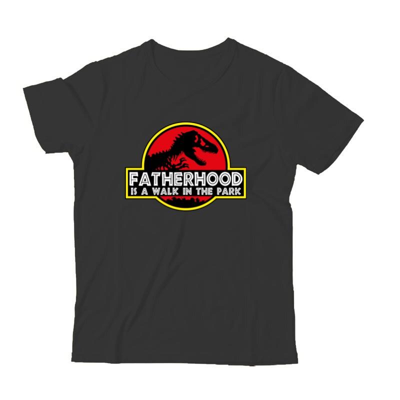 Fatherhood (Jurassic) Gyermek Póló