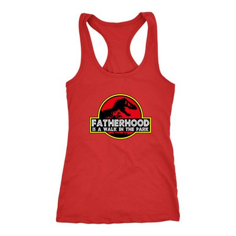 Fatherhood (Jurassic) Női Trikó