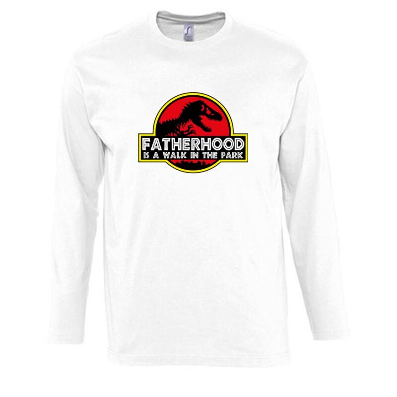 Fatherhood (Jurassic) Hosszú Ujjú Póló