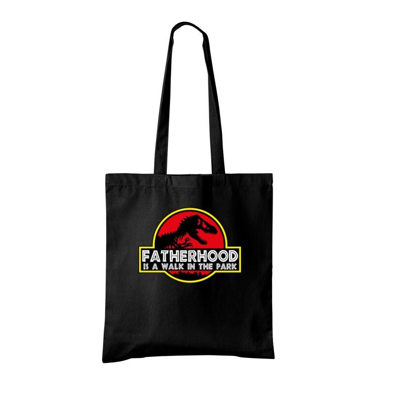 Fatherhood (Jurassic) Bevásárló Táska