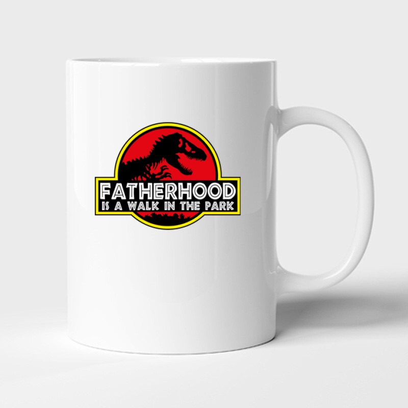 Fatherhood (Jurassic) Bögre