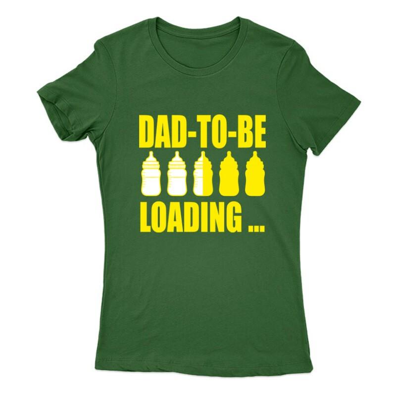 Dad to Be Loading... Női Póló