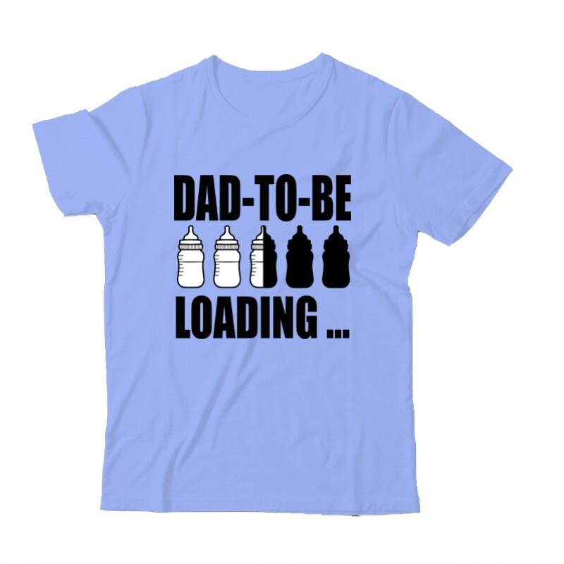 Dad to Be Loading... Gyermek Póló