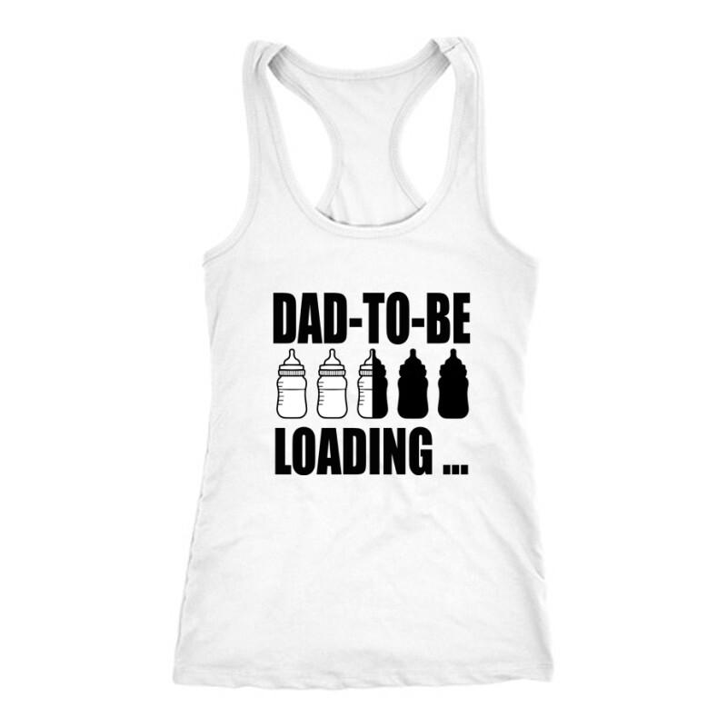 Dad to Be Loading... Női Trikó