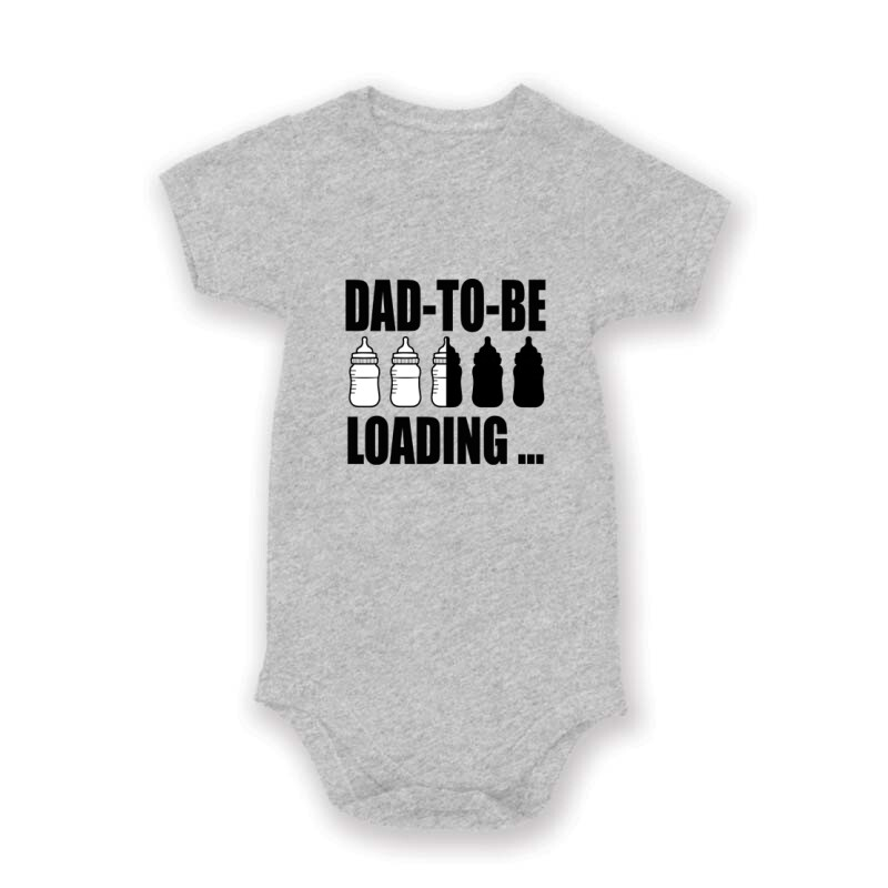 Dad to Be Loading... Baby Body