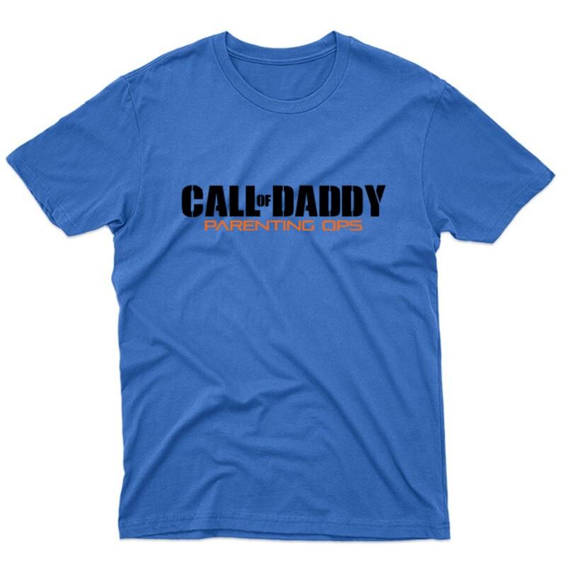 Call of Daddy Unisex Póló