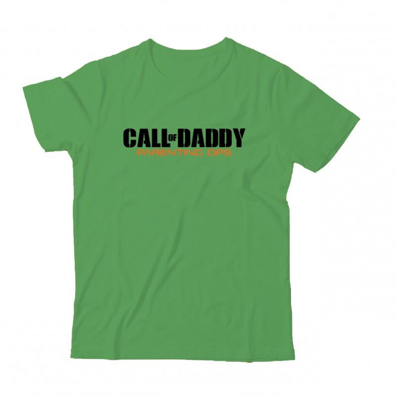 Call of Daddy Gyermek Póló