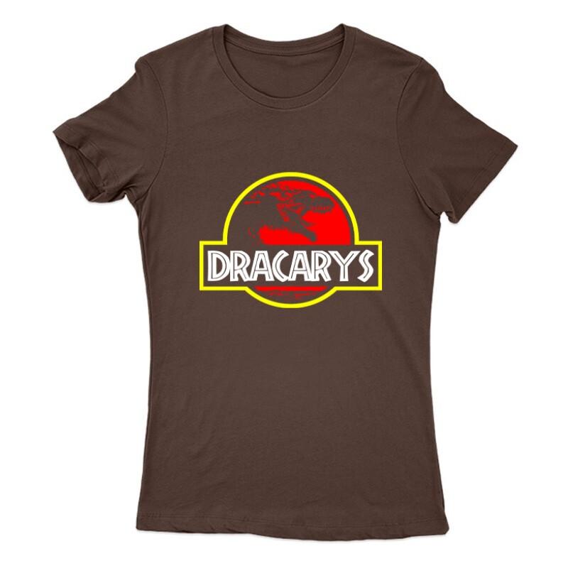 Dracarys Női Póló
