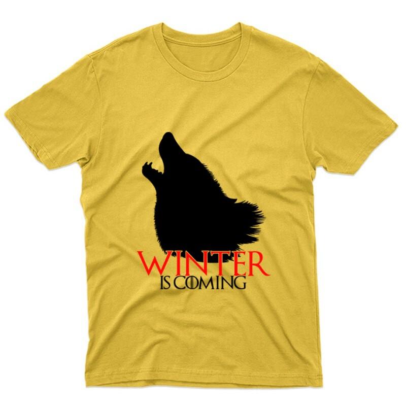 GOT Winter is coming Unisex Póló